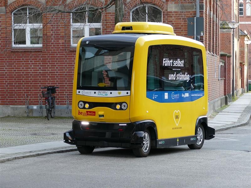 Self-driving Technology: The Next Big Step
